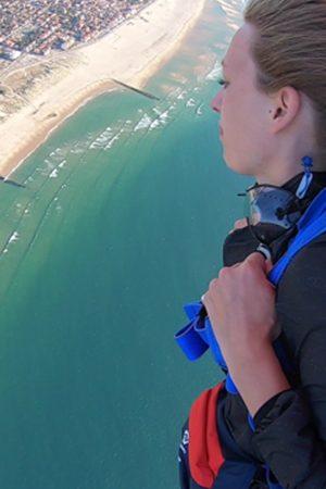 Saut en parachute Soulac sur Mer